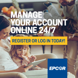 EPCOR Manage your account online 24/7 - Register or log in today!