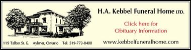 Kebbel Funeral Home
