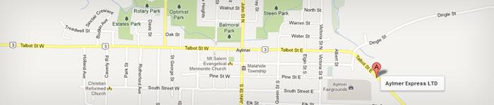 aylmerexpress-map