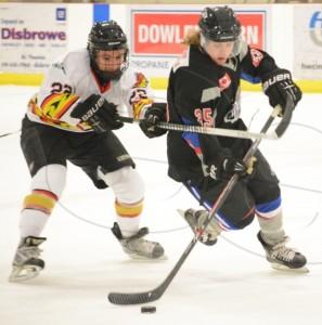 Spitfires hockey