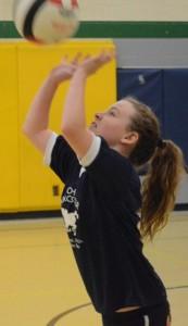 Jr volleyball