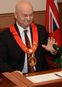 Mayor Currie