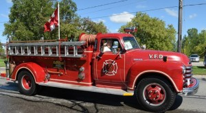 A parade of fire trucks in St. Thomas Muster - The Aylmer ...