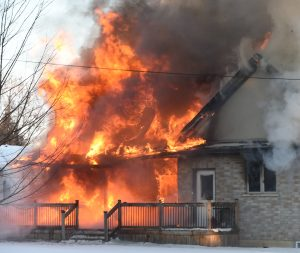 Fire marches through Aylmer home - The Aylmer Express