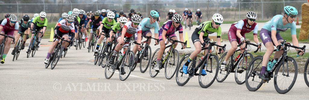 Provincial bicycle race returns to OPC Sunday, May 5 – The